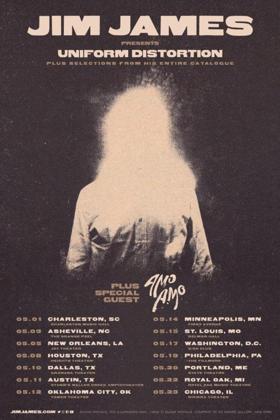 Jim James Announces Full Band Headline Tour, Deluxe Vinyl Reissue