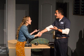 BWW Review: FADE at MOXIE