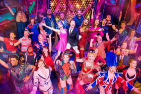 Olivier Award-winning KINKY BOOTS Celebrates Its 1000th Performance in the West End