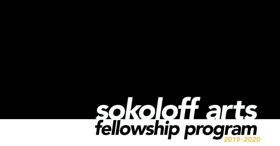 Town Stages Announces the Second Annual Sokoloff Arts Creative Fellows