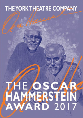 York Theatre Company's Star-Studded 2017 Oscar Hammerstein Award Gala Set for Monday