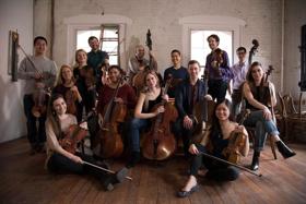 Vibrant Young String Ensemble 'Palaver Strings' Launches California Tour