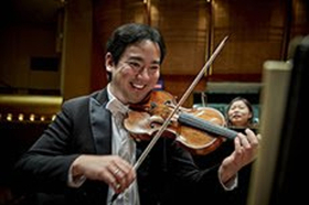 Concertmaster Frank Huang To Lead New York Philharmonic