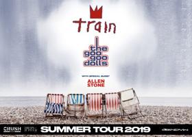 Multi-Platinum Selling Bands Train & Goo Goo Dolls Announce Co-Headlining Tour