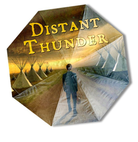 Amas Musical Theatre Presents New Musical DISTANT THUNDER in December