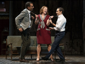 Review Roundup: What Did the Critics Think About Roundabout and Fiasco's MERRILY WE ROLL ALONG?