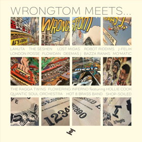 Wrongtom Releases New Compilation Double LP MEETS... Out Today Via Tru Thoughts