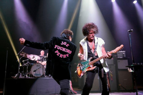 Joe Perry Releases New Single and Video Called QUAKE