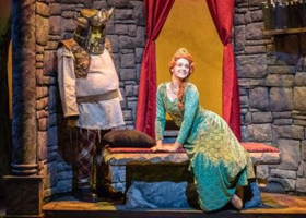 BWW Review: Choreography the Highlight of less-than-well-conceived SHREK at Beck