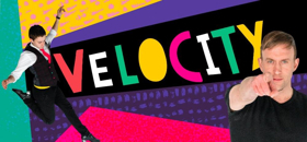 The New Victory Theater Presents VELOCITY Beginning November 16