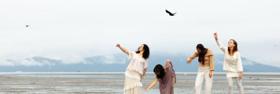 Native Earth presents a Raven Spirit Dance's GATHERING LIGHT