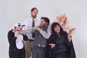 BWW Review: Banned in Burnsville, Brilliant in Bloomington! CAUCASIAN-AGGRESSIVE PANDAS AND OTHER MULATTO TALES is Smart, Funny, Thoughtful Commentary on Race in America