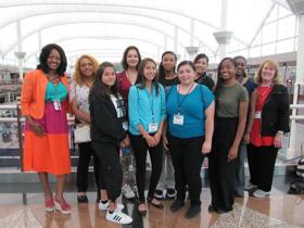 HOYA Foundation Hosts 2018 Career Days for Girls
