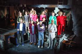 BWW Review: Syracuse University's Department of Drama Modernizes INTO THE WOODS