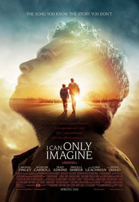Lionsgate to Release I CAN ONLY IMAGINE On DVD & Blu-Ray June 5