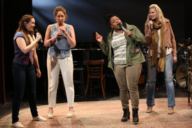 Cast Recording Announced for Off-Broadway's UNEXPECTED JOY