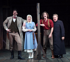 DESPERATE MEASURES Extends for a Knee-Slappin' Third Time at York Theatre Company