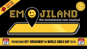 Lesli Margherita, Josh Lamon, and More Cast in EMOJILAND THE MUSICAL at NYMF