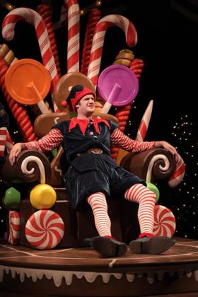 THE SANTALAND DIARIES Returns to TheatreWorks This Holiday Season