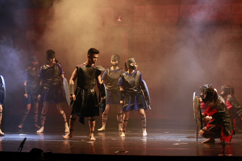 BWW Review: TROYA BY PRASETIYA MULYA UNIVERSITY STUDENTS at Teater Kecil, Taman Ismail Marzuki