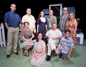 BWW Review: Arthur Miller's ALL MY SONS Shatters the American Dream at The City Theatre in Austin, TX