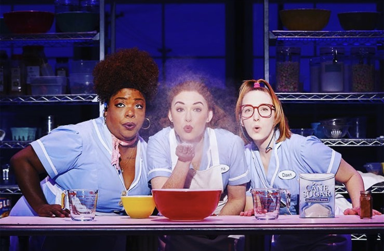 WAITRESS to Open Up at Queen Elizabeth Theatre Fall 2019