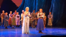 Video: FROZEN On Broadway Pays Tribute To The Late Carol Channing