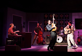Rock 'n' Roll Icons to Take CAA Theatre Stage in MILLION DOLLAR QUARTET This Winter