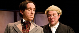 THE TRIALS OF OSCAR WILDE Tours the UK Beginning in March