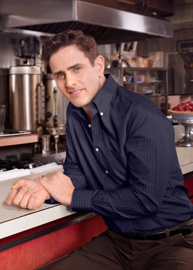 Joey McIntyre Moves Up Start Date in WAITRESS to Feb 4