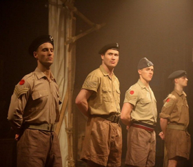 BWW Review: PRIVATES ON PARADE, Union Theatre
