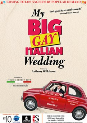 BWW Review: MY BIG GAY ITALIAN WEDDING Tries Hard to be the Social Event of the Season