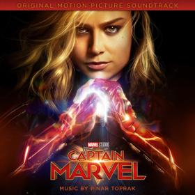 Marvel Music Hollywood Records Present CAPTAIN MARVEL Soundtrack