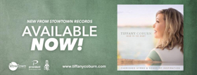 Tiffany Coburn Releases First National Gospel Recording