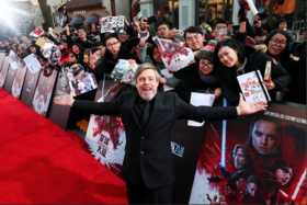 STAR WARS: THE LAST JEDI Takes Christmas Box Office