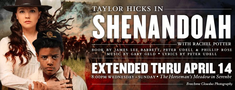 Review Roundup: What Did Critics Think of SHENANDOAH at Serenbe Playhouse with Rachel Potter and Taylor Hicks