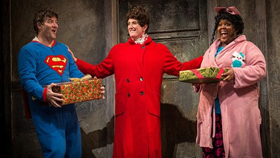 Cast Complete for The Second City's TWIST YOUR DICKENS at Kennedy Center