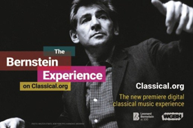 WGBH Launches The Bernstein Experience, Powered by Classical.org