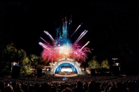 Hollywood Bowl Named Top Amphitheater at Billboard Live Music Awards