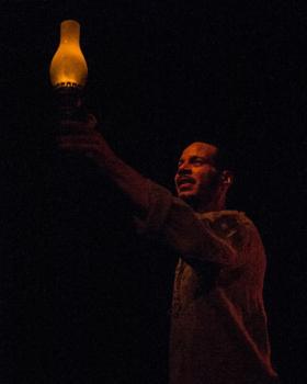 BWW Review:  Forum Theatre's NAT TURNER IN JERUSALEM an Unforgettable, Luminous Production