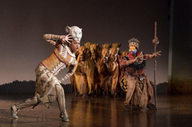 Disney's THE LION KING Opens Tonight At Dallas Summer Musicals