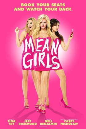 Bid Today for a Backstage Tour at MEAN GIRLS with Erika Henningsen and Grey Henson!