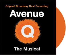 From Mix Tape to LP! Original Broadway Cast Recording of AVENUE Q Now Available On Vinyl