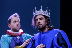 THE PRINCE AND THE PAUPER is Open Now at the Nation Theatre of Greece