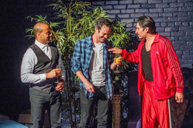 Review: THE MOTHERF**KER WITH THE HAT Inaugurates the Gloria Gifford Conservatory in Hollywood