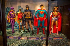 The Hollywood Museum™ Unveils 20th Century Superhero Legends Exhibit