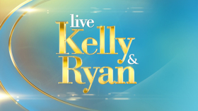 RATINGS: LIVE WITH KELLY AND RYAN is the Only Top-Tier Syndicated Talk Show to Post Weekly, Yearly Gains in Households and Total Viewers