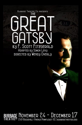 THE GREAT GATSBY to Bring Jazz-Age Glamour to The Burbage Theatre Co