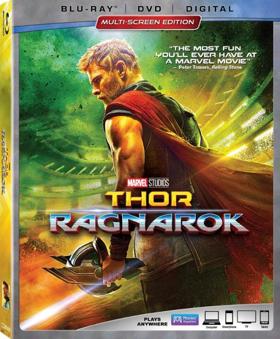 THOR: RAGNAROK Strikes Digitally in HD, 4K Ultra HD & More