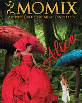 MOMIX Presents ALICE at Warner Theatre